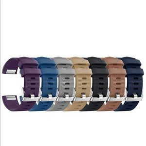 Accessories - Fitbit Charge 2 Replacement Bands Small